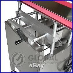 Hugger Belt Side Grip Bottomless Transfer Conveyor Side Belt for Bottom Coder