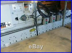 Hytrol Motorized Conveyor Belt 40 Feet Long
