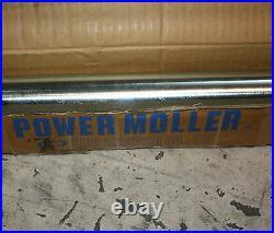 ITOH Pulley Power Moeller Motorised Drum Powered Conveyor Roller suit 1m belt