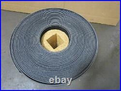 Industrial Belting 120rt 18 X 100'ft Black Rubber Conveyor Belting Belt