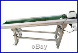 Industrial Packages Transport Conveyor Incline Type 70.811.8New Belt Conveyor
