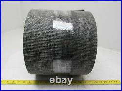 Interwoven Polyester Black PVC Conveyor Belt 46' X 9-3/4 X 0.205