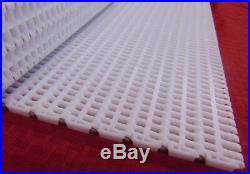 Intralox Conveyor Belt Series 900, S900fg158, Flush Grid, 23.8 W X 14.1937' L