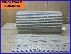 Intralox Flat Top Plastic Conveyor Belting Series 800, 29.9 W, 20' L, 2 Pitch