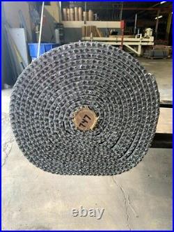 Keystone Manufacturing Galvanized Steel Welded Selvage Conveyor Belting