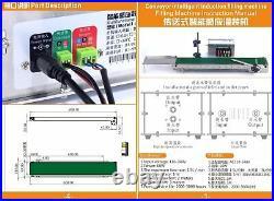 Large Flow Automatic Conveyor Belt Single Head Liquid Filling Machine 3L pre Mnt