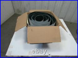 MOL Belting Smooth Top Cleated Conveyor Belting Finger Splice 15-1/2W 27'L. 0