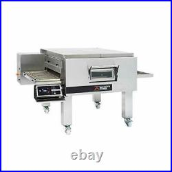 Moretti Forni TT98E Electric Conveyor Pizza Oven 44'' x 32'' x 3''. 32'' Belt