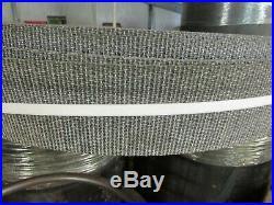 Mulhern Belting 3-3612 B1200 Chevron Top Conveyor 300 Feet