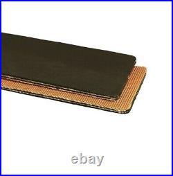 NEW! Conveyor Belt 2 Ply 150 1/32 x Bare Back Grade 2, 24 Wide 20 Ft