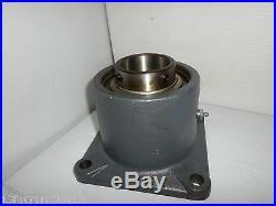 NEW IN BOX Link-Belt FF239N 2-7/16 SCREW CONVEYOR TROUGH END FLANGE BEARING