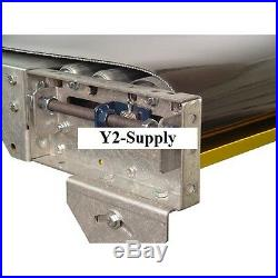 NEW! Powered 12W x 40'L Belt Conveyor without Side Rails