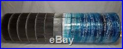 NEW WIREBELT 2693SS Stainless Steel Conveyor Belt 35x 50'. 062 DIA. 13 Segments