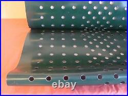 NOS CONVEYOR BELT 4150mm X 700mm x 2.6mm GREEN URETHANE FIBER REINFORCED
