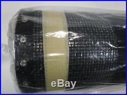 New In Box 24 178.5 PTFE Black Mesh Conveyor Belt FR900164 9D