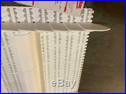 New Intralox 22 Conveyor Belt 3495593 60' Series 800 Perforated Flat Top 9.9