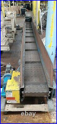 New London Engineering SteelTrak 20' Conveyor Belt
