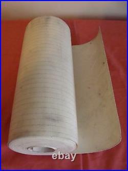 New Old Stock Urethane Conveyor Belt White 12 X 28'-3 X 1/32 U85/1ec6