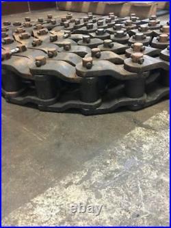 New Rex 1244 Link Belt Conveyor Drive/Roller Chain -21'- Fast Shipping