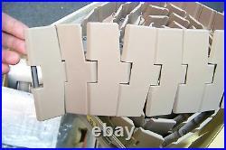 New mcc rhmd 450 xl table top conveyor belt chain magnet-flex