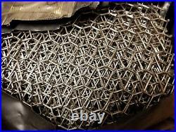 Nichrome Wire Conveyor Belt, 18 Wide x 75' Long High Temperature Conveyor Belt