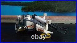 Nzg Wirtgen Slipform Paver With Belt Conveyor Scale 1.50