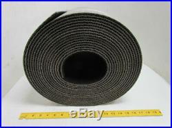 PVC Rough Top Conveyor Belt 11x41' Length 1/4 Thick Black 11 Wide