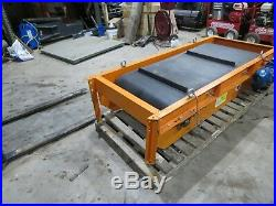 Paladin conveyor magnet for rock crusher concrete NEW unused electric driven
