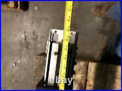 Performance Feeder FLAT BELT CONVEYOR 2 x 54 No motor center drive + stand