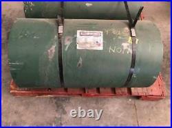 Precision PDD1832XT30FF 32 X 18 Conveyor Belt Drum Pulley 3 Shaft Bore