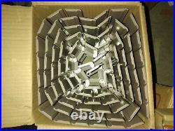 RAM CHAIN 821 POM L 1200 (12 wide 10' long) CONVEYOR CHAIN BELTING