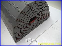 Regina 10 ft Conveyor Belt 17 7/8 Wide, 1/2 Thick Modular Plastic