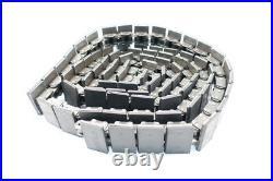 Rexnord 1864K2.25 Tabletop Conveyor Belt 10ft 2-1/4in 3/4in