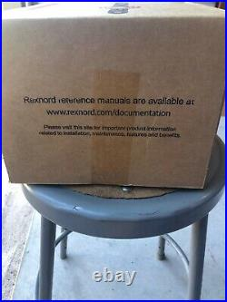 Rexnord D820K7- 1/2G, 10170480 Table Top Conveyor Belt Chain, 10ft, New In Box