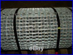 Roll of Cambridge Intl Wire Mesh Conveyor Belt 1 X 1 Links 42'L X 42 W
