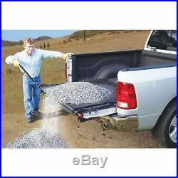 Rolling Hand Crank Truck Bed Conveyor Belt Cargo Unloader for Rocks Gravel Drag