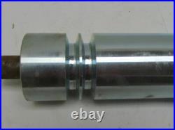 SMB Machinery Steel Belt Pulley Conveyor Roller 60mm Dia 540mm Long 20mm Shaft