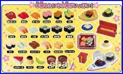 TAKARA TOMY Licca-chan Kuru-kuru Conveyor Belt Sushi Shop From JapanNew