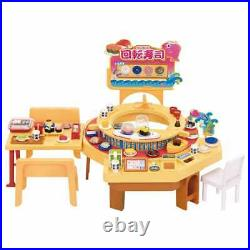 TAKARA TOMY Licca doll Conveyor Belt Sushi Japan import NEW Licca-chan