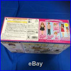 Takara Tomy Licca Doll Kuru-kuru Conveyor Belt Sushi Shop Playset Licca-chan NEW