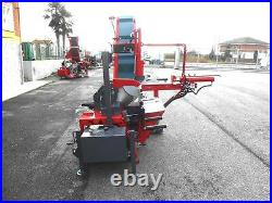 Tilting Saw Wood Saw Sägespaltautomat Collino Combi TSC4 + Conveyor Belt 4m