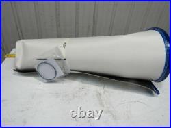 Transnorm TS1500/140 90° Curve Pin N' Go IR 35 N31 Flat Smooth Conveyor Belt
