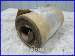 Tuff Temp High Temp & Abrasion Resistant Conveyor Belt 10 X 11' X. 198