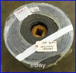 UNKNOWN BRAND D13 CONVEYOR BELT, BLACK PVC, 116' x 18, 120 LB. PER INCH CAP