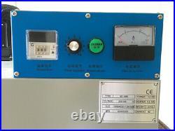 US Stock 4800W Conveyor Tunnel Dryer 25.6 x 5.9' Belt T-shirt Screen Printing