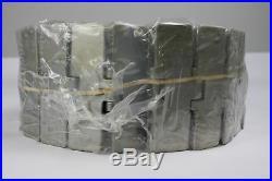 UniChains 881-Tab K450 Stainless Steel Conveyor Belt 10ft Rolls