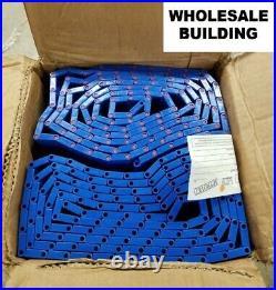 Unichain 14slfpa66b Plastic Conveyor Belt, Series Qnb, 1 Pitch, 16.5 W, 20 Ft
