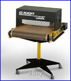 Vastex D-1000 Conveyor Dryer 26 Belt for Screen Printing