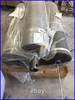 WMB Wire Mesh Conveyor Belt (40 wide)