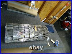 Wire Conveyor Belt, Stainless Steel, 26ft x 26in, Flat Flex, Food Grade